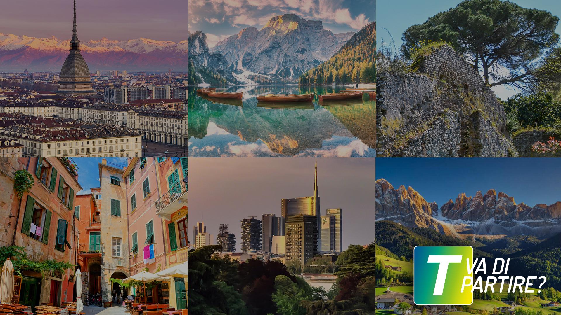 La piattaforma online branded content sul viaggio.